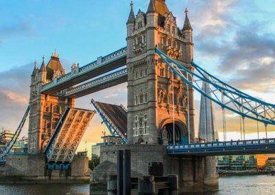 Vueling Tickets bestemming Londen bridge
