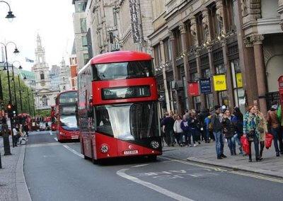 Vueling Tickets bestemming londen bus